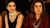 Deepika Padukone is happy with flowers she nurtured, Farah Khan says she feels the same about her