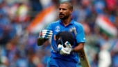Was a jolt to me and the team: Shikhar Dhawan on his World Cup exit due to injury