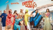 Dream Girl new poster out: Ayushmann Khurrana and Nushrat Bharucha promise a fun-filled ride