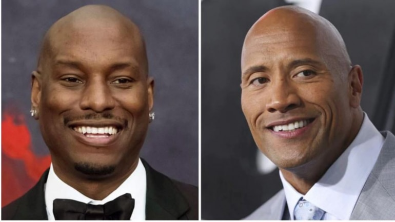 Fast and Furious actor Tyrese Gibson slams Dwayne Johnson