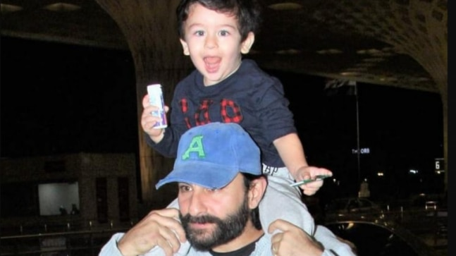 You are not supposed to do that: Saif Ali Khan slams photogs clicking Taimur. Watch viral video