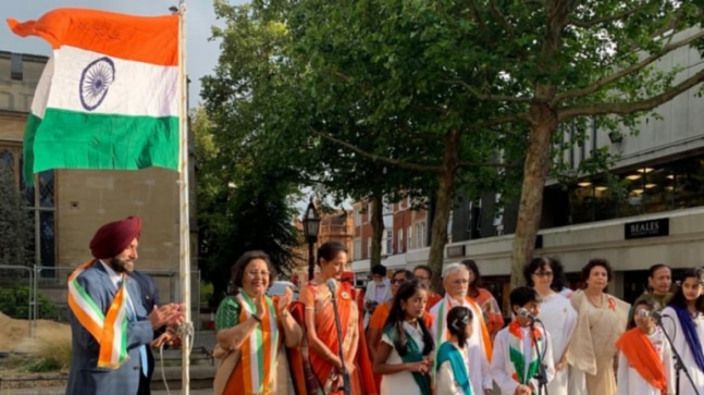 Indian High Commission in UK celebrates Independence Day with great pomp