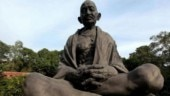 In Andhra village Father of Nation worshipped as goddess
