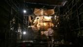 Mumbai: Ganpati festival goes green, artists create 22ft high idol with paper and mud