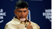 Two held for flying drones over Chandrababu Naidu's residence