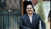 J P Nadda hits out at Cong for not supporting abrogation of Article 370