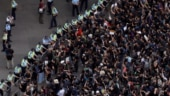 Hong Kong Protest: Sunday marked an incident free day
