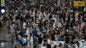 Hong Kong airport shut down for 2nd day over anti-govt protests