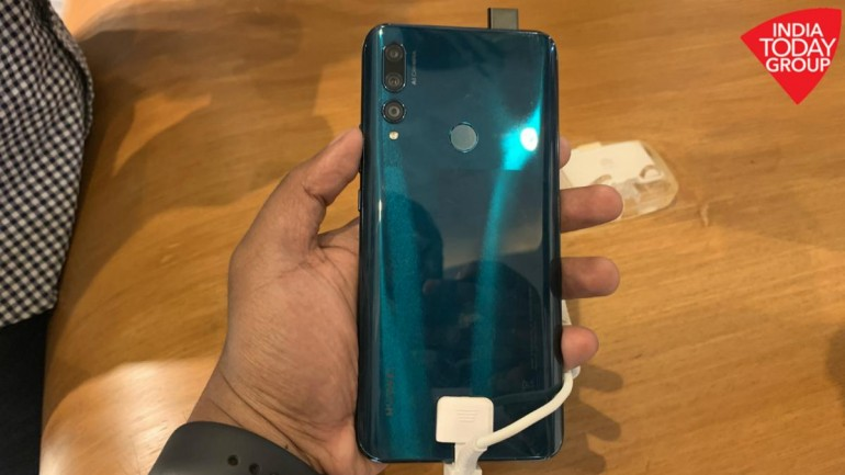 Huawei Y9 Prime 2019 quick review: A new pop-up camera phone