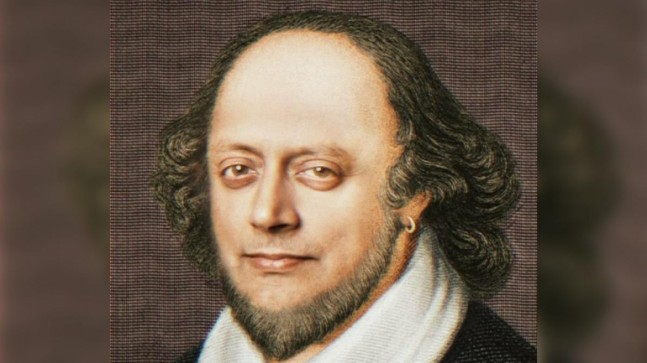 Shashi Tharoor tweets image of himself as Shakespeare. Internet cannot get over it