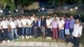 India vs West Indies: Virat Kohli's men attend official team dinner ahead of Jamaica Test