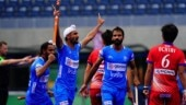 India beat Japan 6-3 to clinch final berth in Olympic Test Event hockey