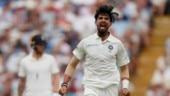 Ishant takes two wickets as West Indies A struggle to 79-4 at lunch in warm-up game