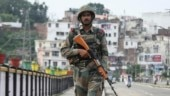 Jammu and Kashmir: Security forces on high alert ahead of Independence Day