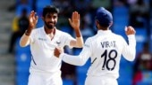 Jasprit Bumrah fastest Indian pacer to 50 Test wickets