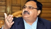 BJP is a party of workers unlike other parties having foundation in parivarwad: JP Nadda