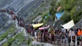 J&K: Devotees leave Bhadarwah for 3-day Kailash Yatra in Doda amid tight security arrangements