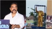 Ambedkar statue vandalised by those who wish to divide and dominate: Kamal Haasan