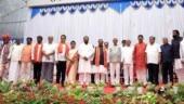 Karnataka: BS Yediyurappa's new cabinet is predominantly Lingayat