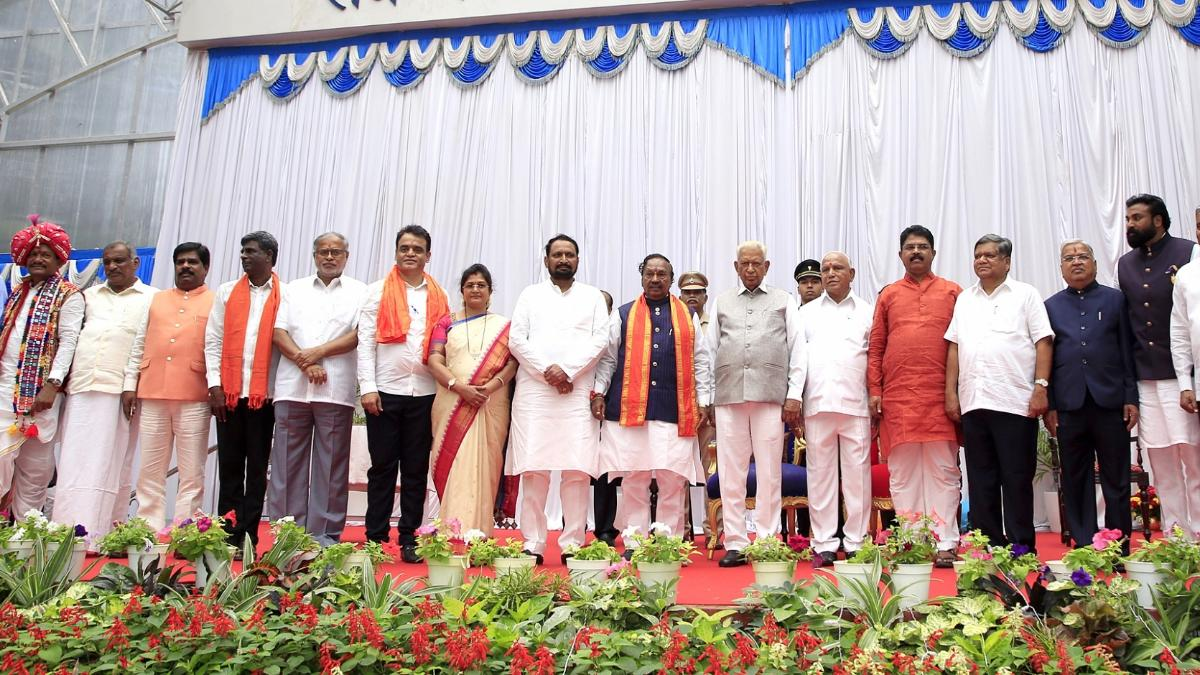 Karnataka: BS Yediyurappa's new cabinet is predominantly