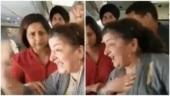 How long will this continue: Priyanka Gandhi after Kashmiri woman's video in Srinagar flight goes viral