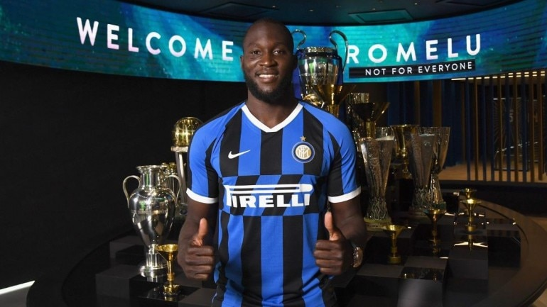 Image result for Lukaku inter milan 2019