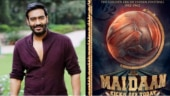 Maidaan: Ajay Devgn kicks off film on football coach Syed Abdul Rahim