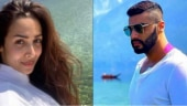 Arjun Kapoor and Malaika Arora are soaking up the sun on picturesque vacay. See pics