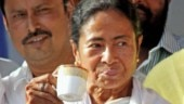 Mamata does a Modi, becomes chaiwallah for a day