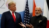 Kashmir: Donald Trump and US govt speak different languages
