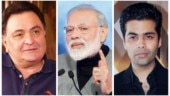 Rishi Kapoor and Karan Johar congratulate PM Narendra Modi for launching Fit India Movement