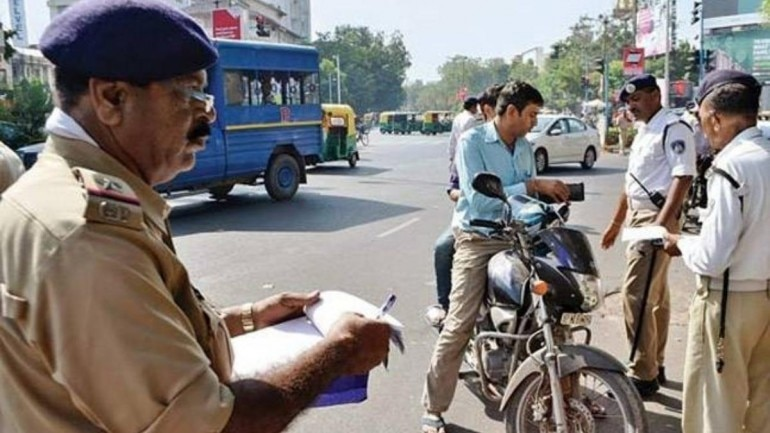 Image result for police challan