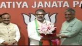 BJP announces Neeraj Shekhar as its candidate for Rajya Sabha bypoll from Uttar Pradesh