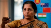 Finance Minister Nirmala Sitharaman combats slowdown