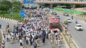 Resident doctors in Delhi boycott work, hold marches against NMC bill, strike to continue today