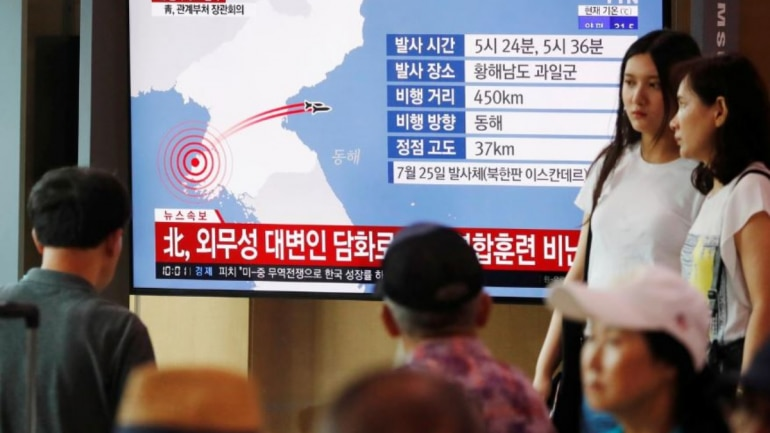 North Korea threatens to take new road, launches more missiles