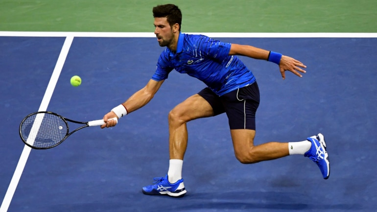 US Open 2019: Novak Djokovic s...