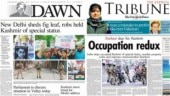 How Pakistani media reacted to Modi govt's decision to strip Kashmir of special status