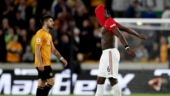 Premier League: Pogba misses penalty as Wolves hold Manchester United to 1-1 draw
