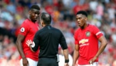 Crystal Palace hand Manchester United their 1st defeat of Premier League season