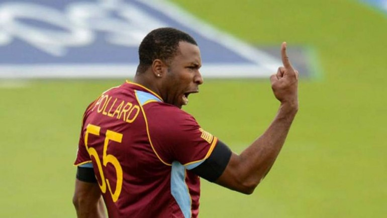 India vs West Indies: Kieron Pollard file photo (Reuters)