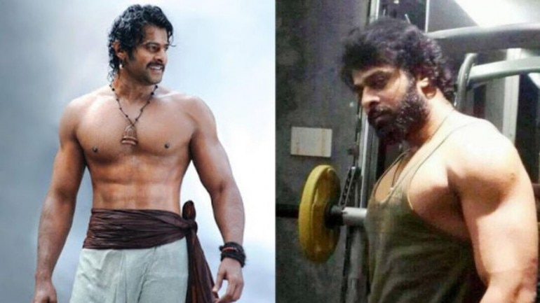 Baahubali Prabhas lost 10kg weight for Saaho  Trainer