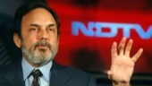 NDTV founders Prannoy and Radhika Roy stopped from flying abroad at Mumbai airport