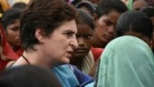 Priyanka Gandhi visits Sonbhadra, calls scrapping of Article 370 unconstitutional