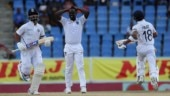 India vs West Indies, 1st Test: Virat Kohli, Ajinkya Rahane fifties put India in driver's seat