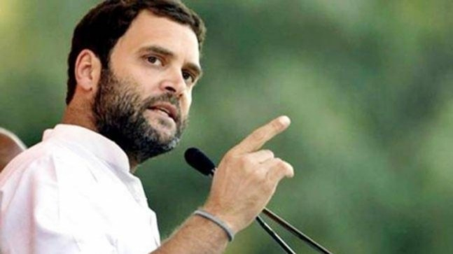 Rahul Gandhi takes up J&K guv's challenge to visit Valley, asks for freedom to meet Kashmiris, forces