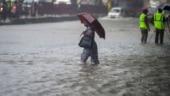 Heavy rain batters Odisha; a flood-like situation in some areas