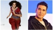 Taapsee is Rashmi Rocket in new motion poster. Set for her new Mission, says Akshay Kumar