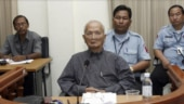 Cambodian Khmer Rouge's chief ideologist dead at 93
