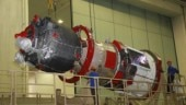 Russian capsule carrying robot fails space station docking